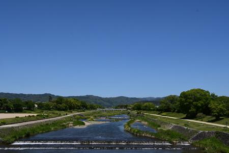 緑の賀茂川