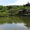 栖鳳池と泰平閣