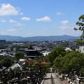 Photos: 文殊塔下からの眺望