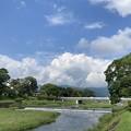 Photos: 青空の賀茂川