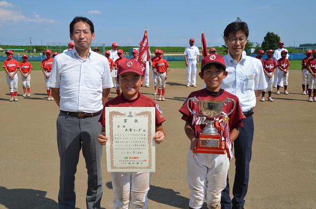 優勝:大宮L(1)