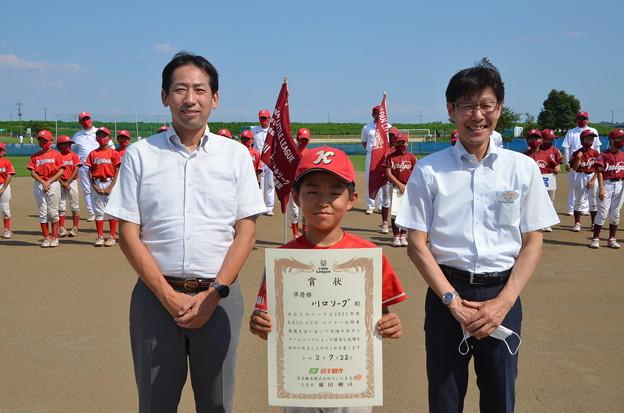 準優勝:川口L(1)