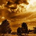 Photos: 昼下がりの秋空