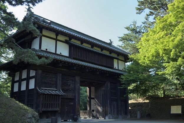弘前城 二の丸 南門