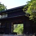 弘前城 二の丸 東門