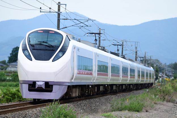 E657系特急電車