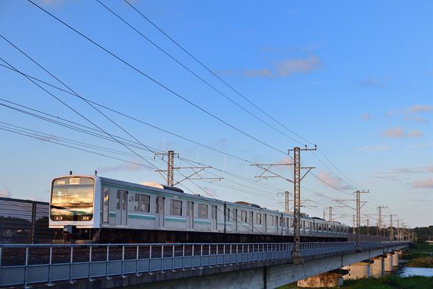 E501系電車