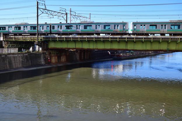 E231系通勤電車