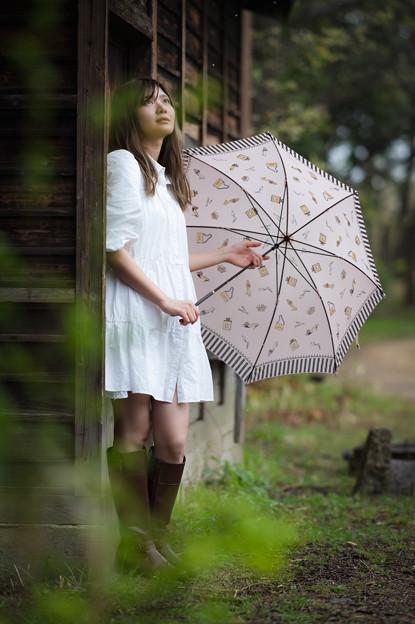 『止まない雨はないって言うけれど…』