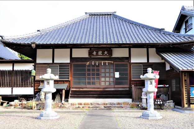 大龍寺本堂