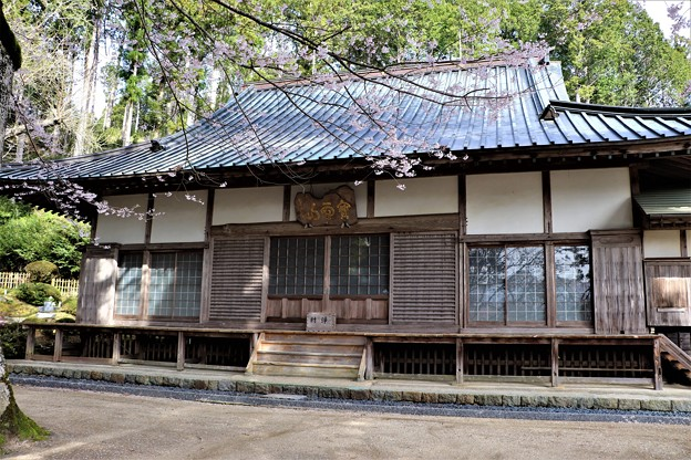福田寺本堂