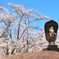Photos: 交通事故遭難者の慰霊塔