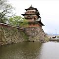 高島城とお堀
