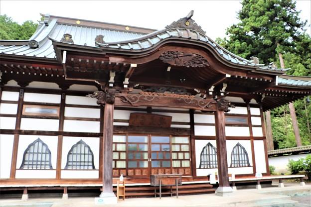 赤木山 弘長寺本堂