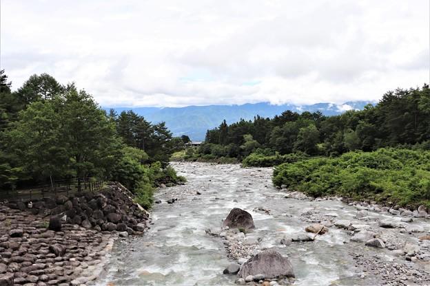太田切川下流