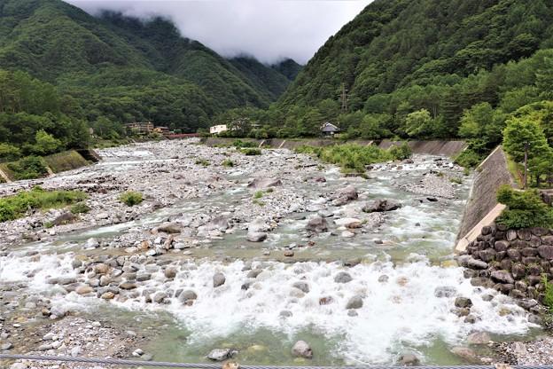太田切川上流