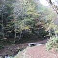 八岳の滝散策入口
