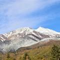 雪の乗鞍岳