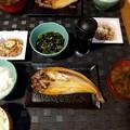 Photos: 干物の定食