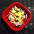 Photos: バラサバ丼