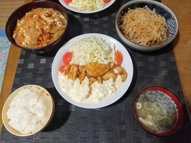 Photos: チキン南蛮定食