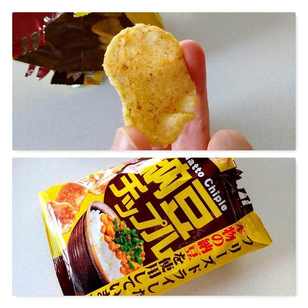 リスカ 納豆チップル