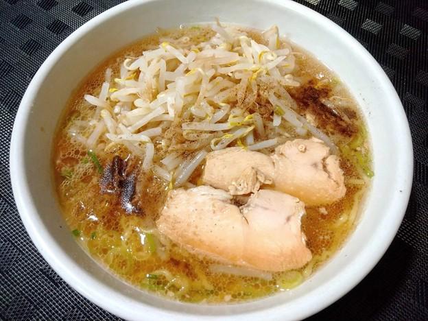 松江ラーメン鶏叉焼入り