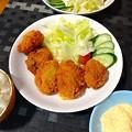 Photos: カキフライ定食