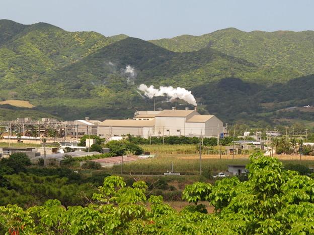 Photos: 製糖工場