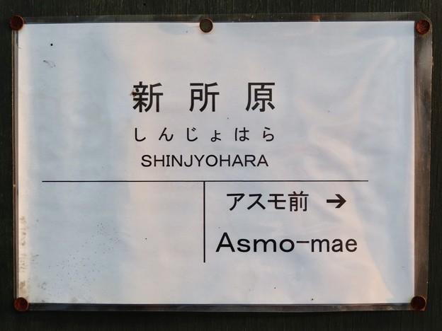新所原駅 SHINJOHARA Sta.