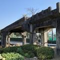 Photos: 遠州鉄道奥山線の高架橋跡