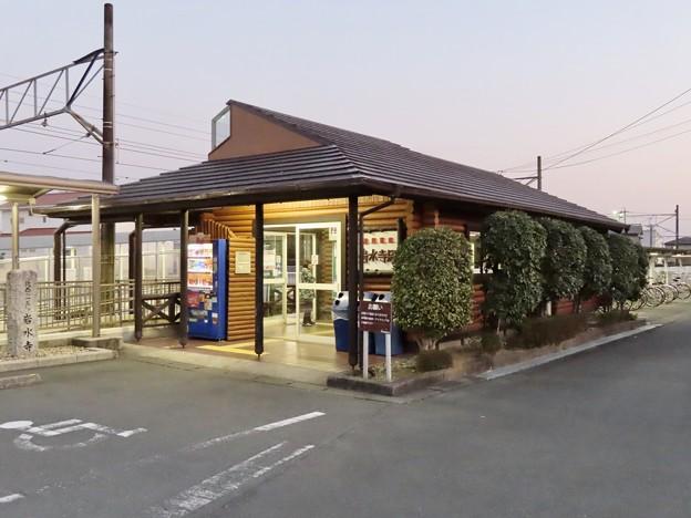 遠州岩水寺駅