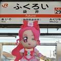 Photos: キュアブロッサム×袋井駅