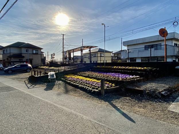 Photos: 神谷駅