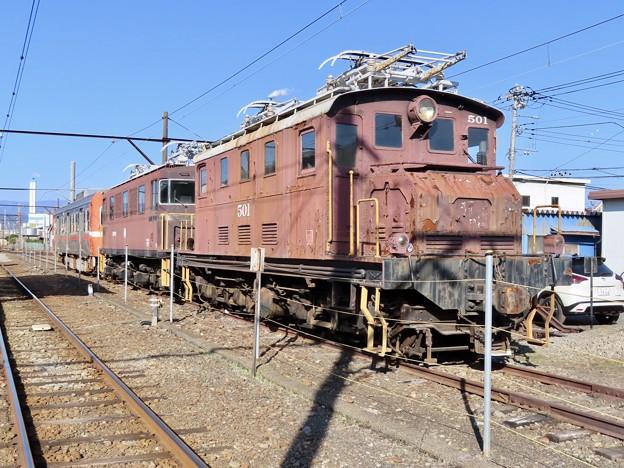 岳南電車ED50形