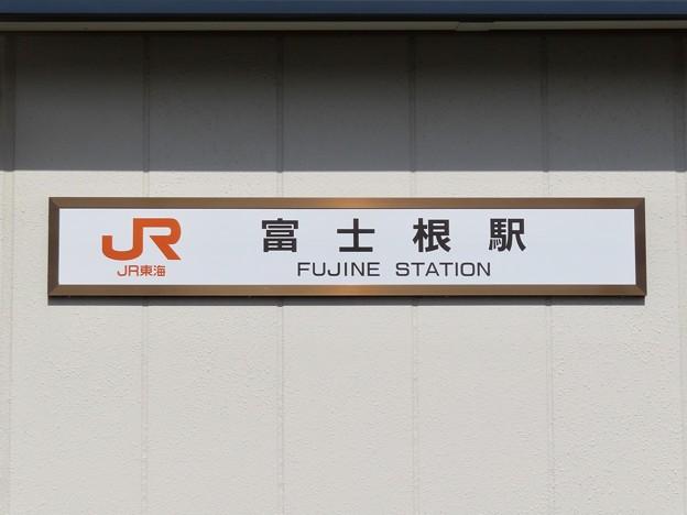 Photos: 富士根駅 Fujine Sta.