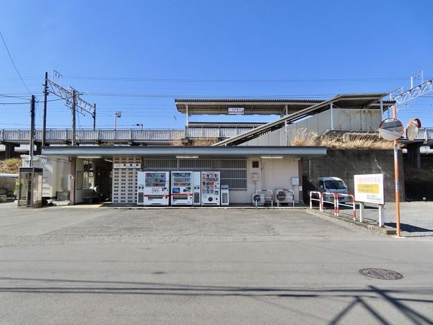 Photos: 竪堀駅