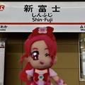 キュアブロッサム×新富士駅(静岡県)