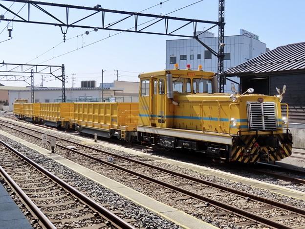 東武の保線車両