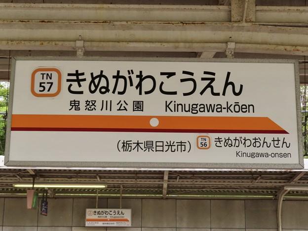 Photos: 鬼怒川公園駅 Kinugawa-koen Sta.