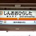 新大平下駅 Shin-ohirashita Sta.