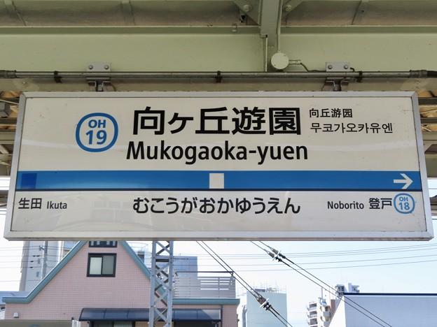 向ヶ丘遊園駅 Mukogaoka-yuen Sta.