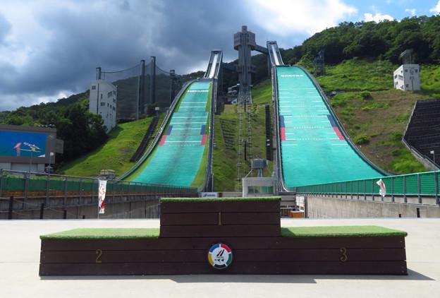 思い出す長野オリンピック。