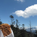 Photos: 高原のコロッケ。