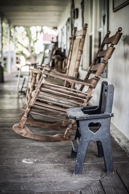 第150回モノコン  Wooden High Chair