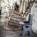 Photos: 第150回モノコン  Wooden High Chair