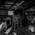 Photos: 作業場の椅子。。。モノコン番外編