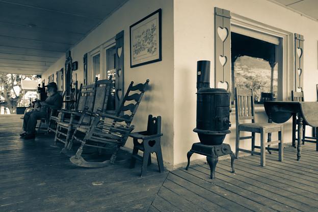 ファームハウスの椅子。。モノコン番外編