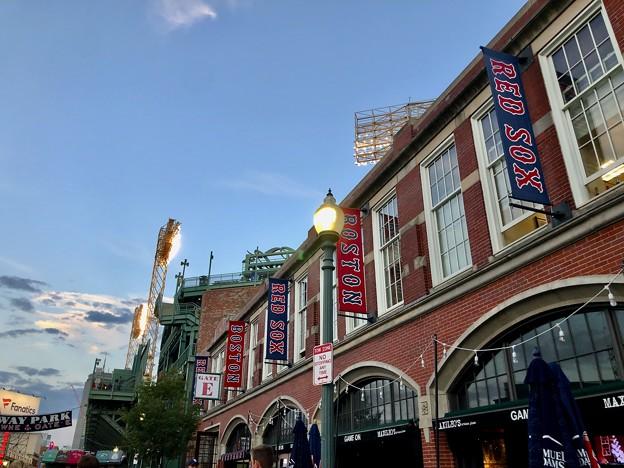 Bostonっといえば。。