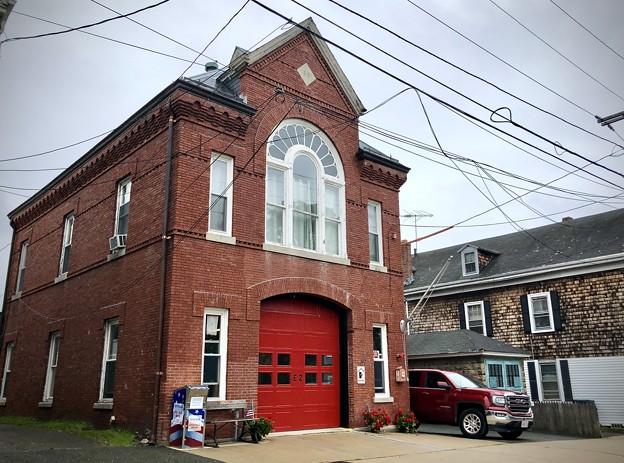 Salem Fire Department Station